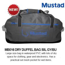MUSTAD  MB016 DRY DUFFEL BAG 50L