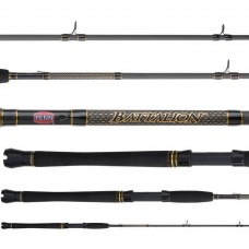 Penn Battalion 10.6ft 2pc 2 to 4oz Spinning Rod was R2699. Now R1899,00