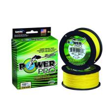 PowerPro HI-VIS Yellow 15LB - 100LB