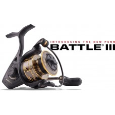 Penn Battle III 1000 Spinning Reel NEW