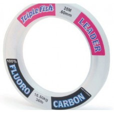TRIPLE FISH FLUOROCARBON (25m Spool)
