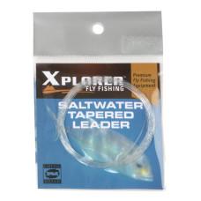 XPLORER SALTWATER TAPERED LEADER