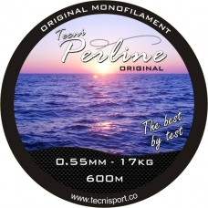 Tecni  Perline Original Green (600m Spool)