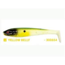 BLU Hollow Minnow Yellow Belly 3p/p